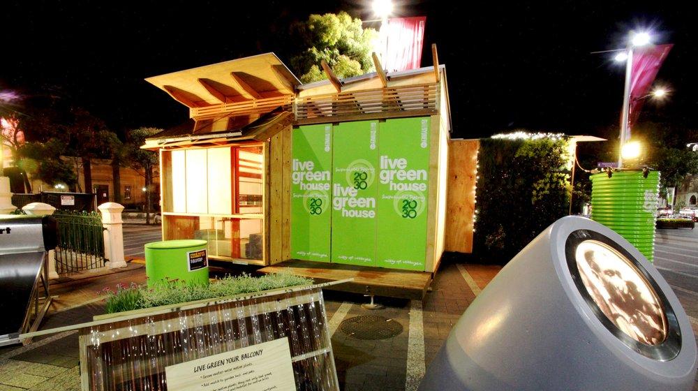 Live Green Pavilion