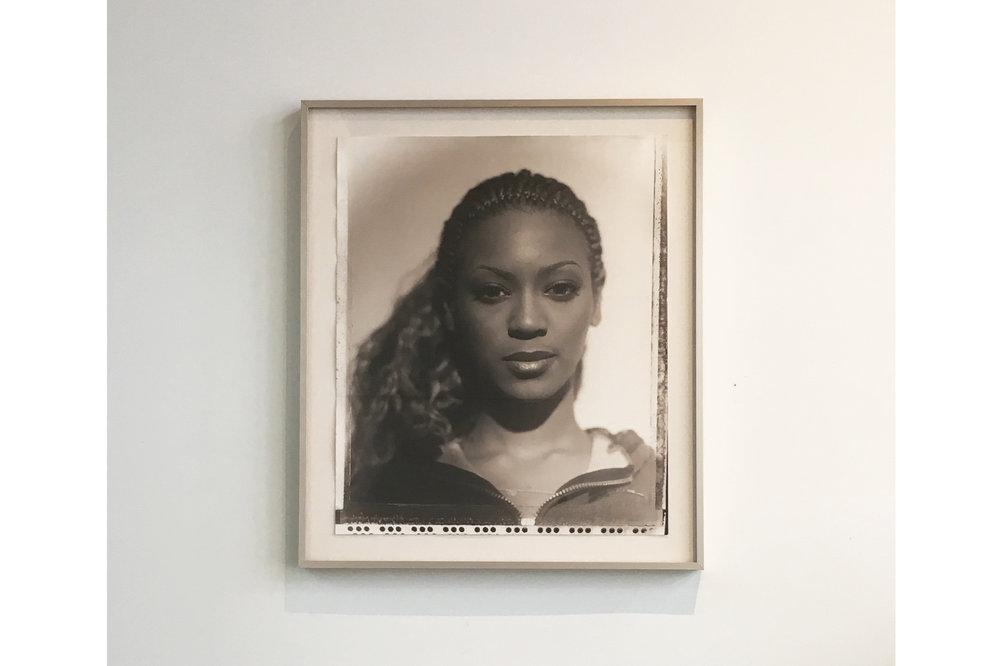 Beyoncé Photo Print