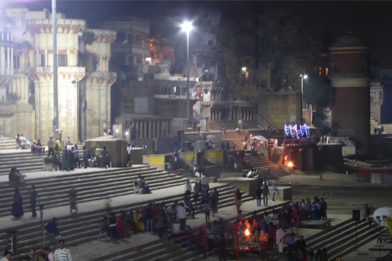 Return to Varanasi, 2016