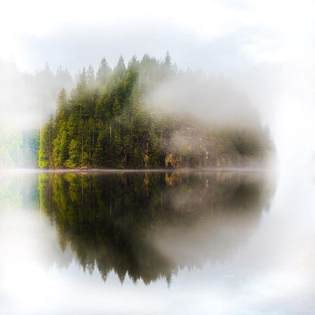 Calm reflection