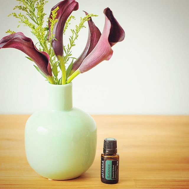 The Balance blend is a subtle combination of essential oils that promotes harmony, tranquility, and a sense of relaxation through its grounding, peaceful fragrance.  This is a great oil to start and end the day with.