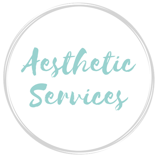 Eyelash extensions, permanent makeup and other aesthetic services available.