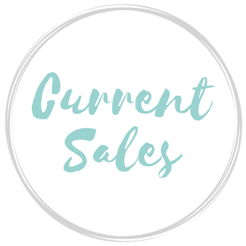 Check out our current sales on our Facebook feed.