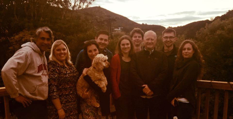 An awesome group of people - part of the Rotary Youth Leadership Awards programme organising committee + Nancy (dog). Counting down the days until the programme starts (4 days now!!!) :)
