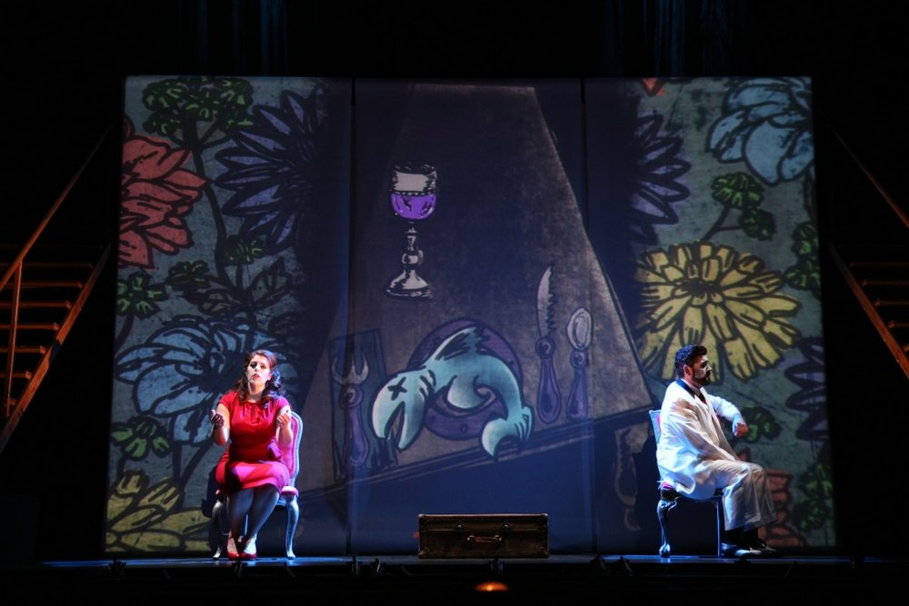 Emperor of Atlantis -Chicago Opera Theater