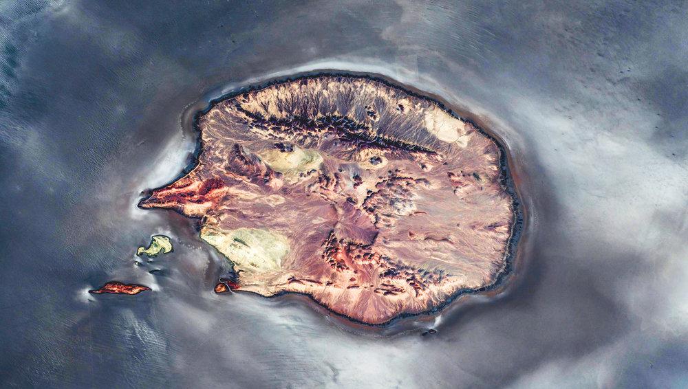 Iran - Kashan - Maranjab Desert - Sargardan island.jpg