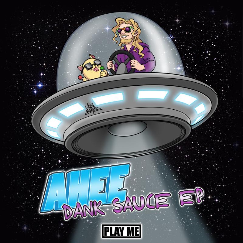 AHEE - Dank Sauce Ep - Cover Art.JPG