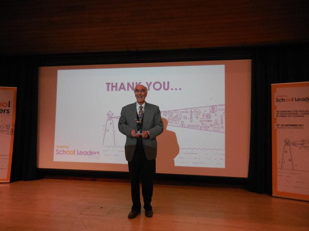 Dr. Alessio T. Morassut, Emeritus Director of Elementary Schools,Mirano, Venice, Italy