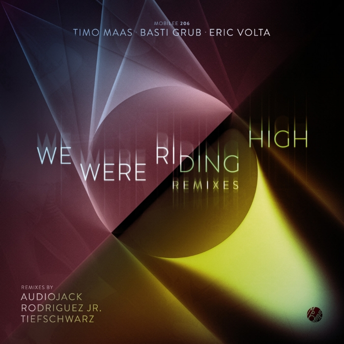 Mobilee206_TimoMaas-BustiGrub-EricVolta_WeWereRidingHigh_Remixes_artwork_4000x4000px.jpeg