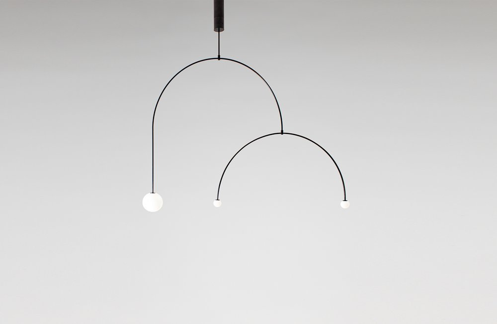 MOBILE CHANDELIER 9
