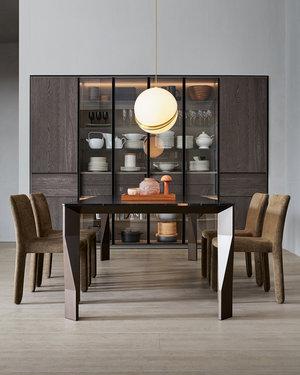 Modern Living Room System | Designer Furniture Singapore