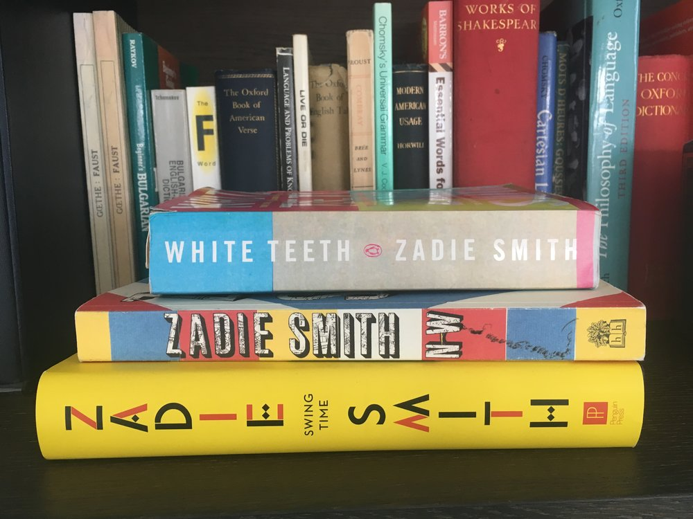 A Collection of Smith's titles