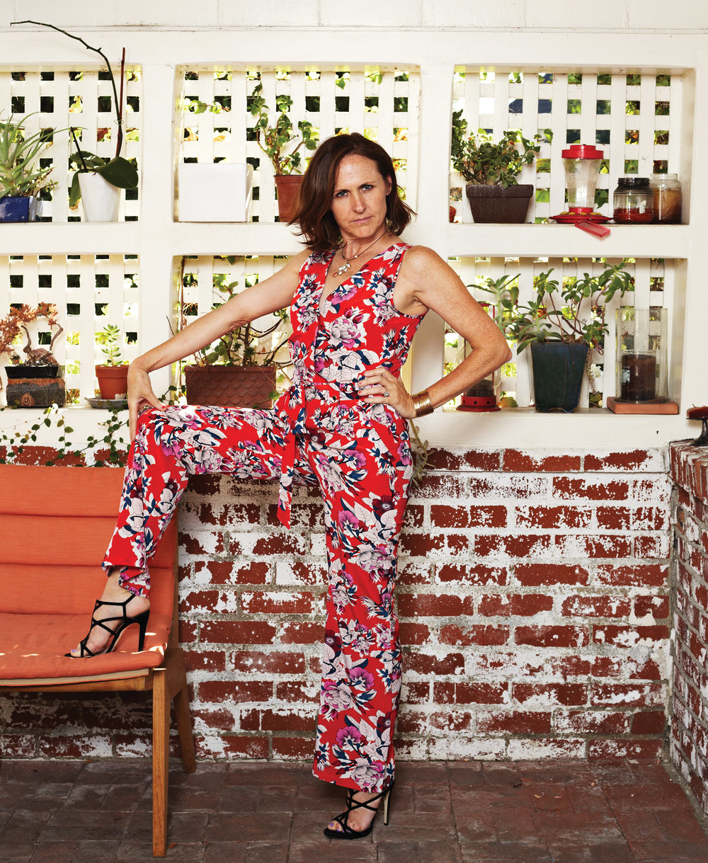 Molly Shannon Photo: Jerome Jakubiec, courtesy of Rizzoli USA