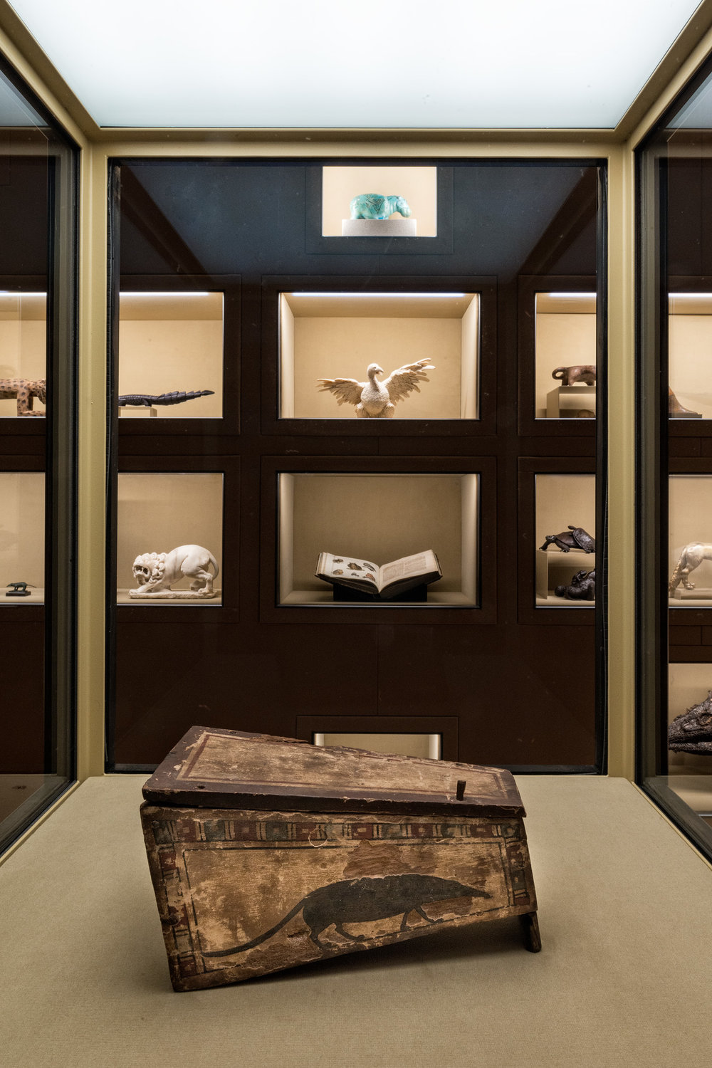 Spitzmaus coffin Photo: © KHM-Museumsverband