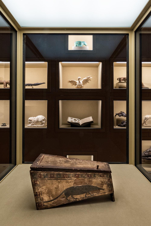 Spitzmaus coffin Photo: © KHM-Museumsverband