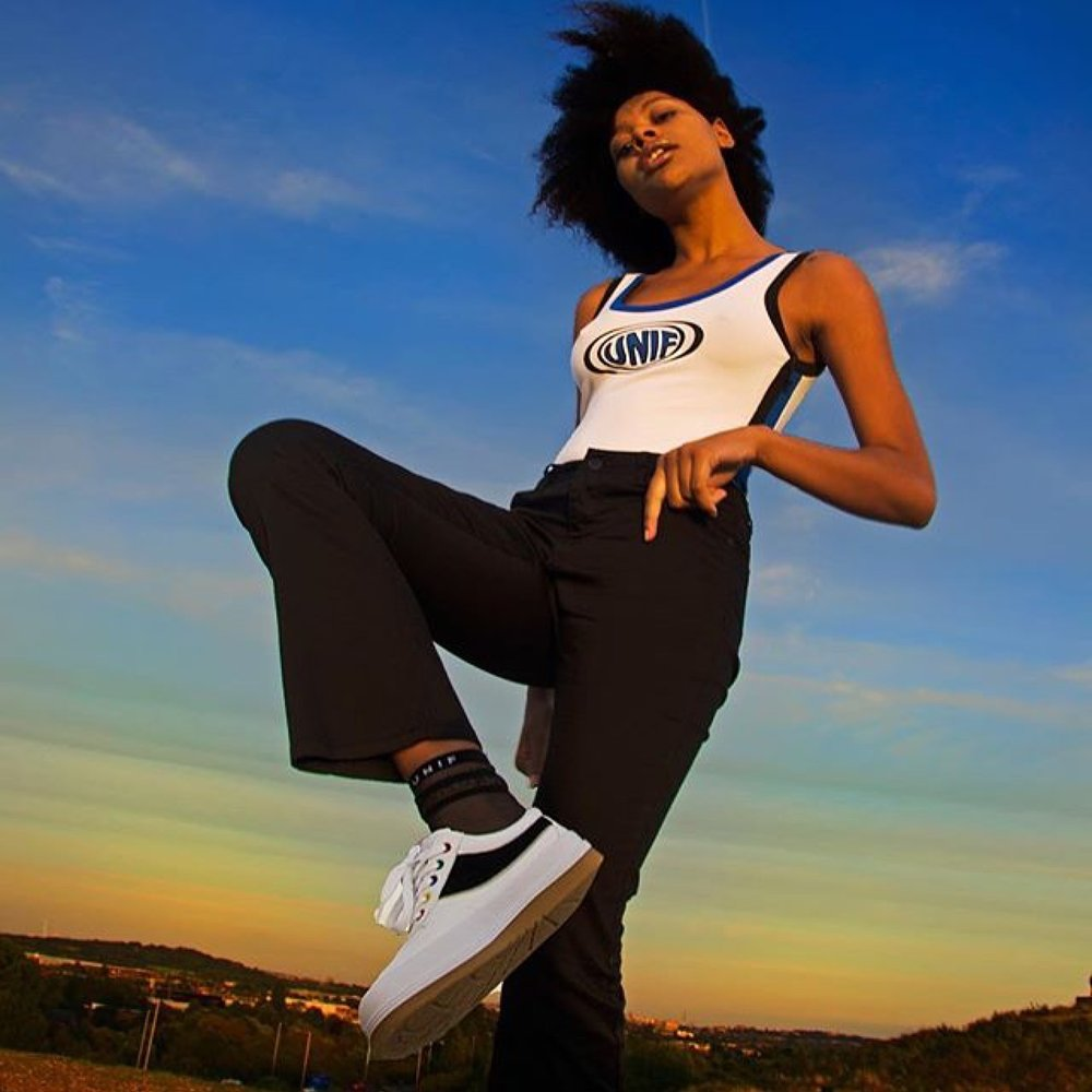 Photographer Nwaka Okparaeke  Model: Bella Sontez  For : unif