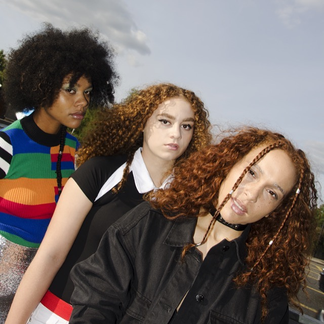 Photographer Nwaka Okparaeke  Model: Bella Sontez -Alexis McCleave - Maisie Miranda-  For : unif