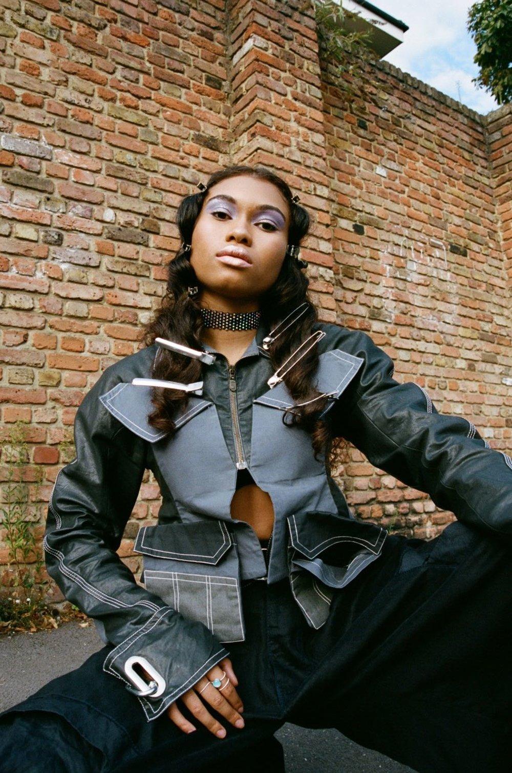 Photograher: Sirius Films  Hairstyling: Marra Kerr  Model: Lai Ming