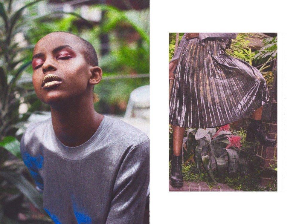 Photographer: Natalie Jeniffer  Model: Neema Kayitesi