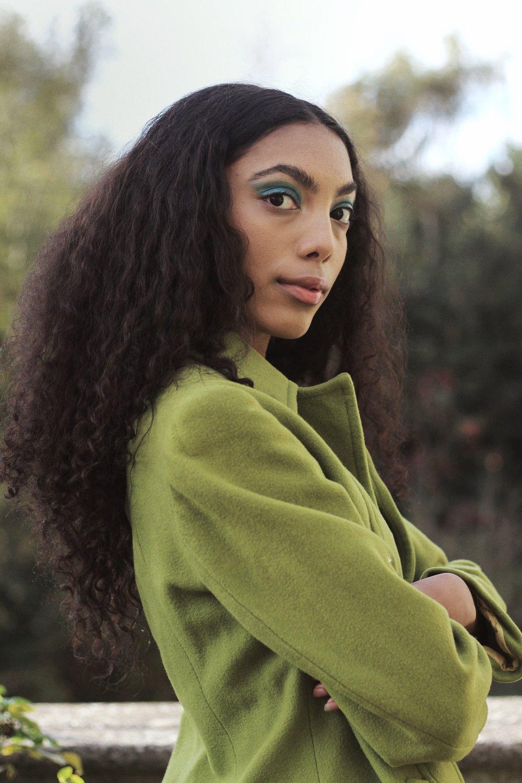Photographer: Lauren A Brown  Model: Indyah Conte  Stying: Vintings