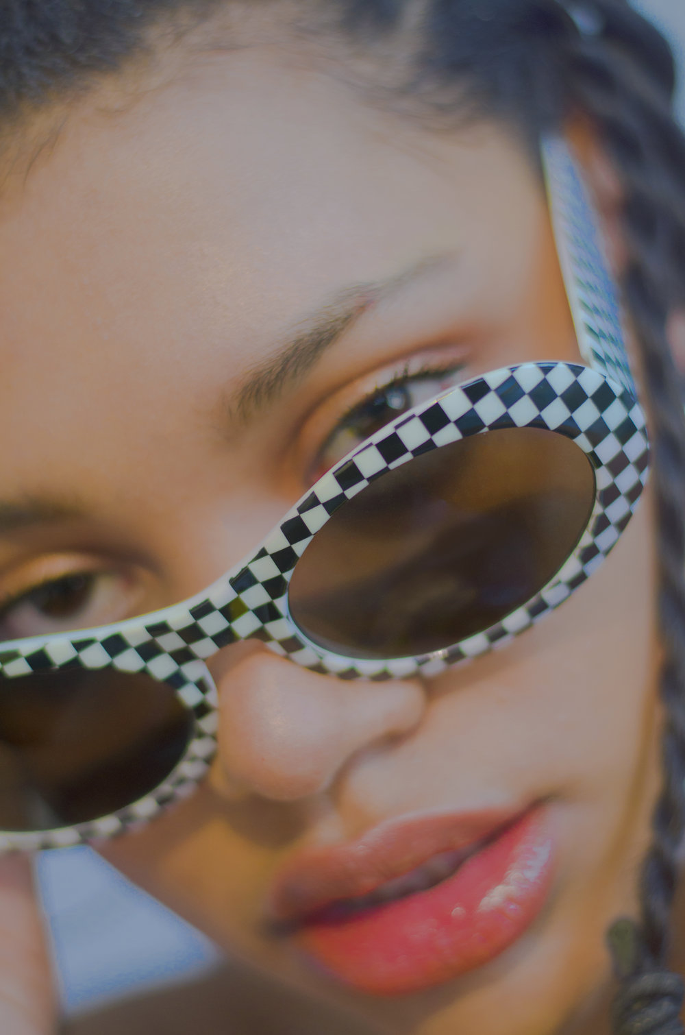 Photographer: Nwaka Okparaeke  Model: Bella Sontez  Hair Styling: Marra Kerr