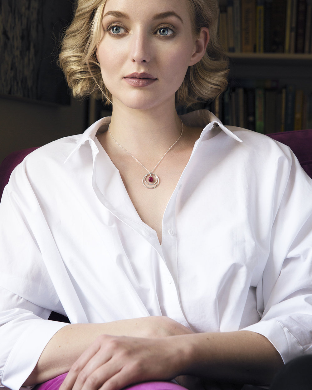 Photographer Egle Vasi, Monsterful Photo  Model Emily Lune  Honey Willow Jewellery