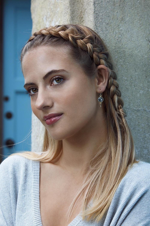 HoneyWillow     Photographer: Egle Vasi  Hair and Makeup : Me! 😉     Model   Leonie Jessup
