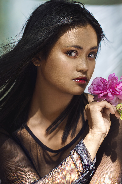 Institute Magazine    Photographer: Egle Vasi  Hair and Makeup: Daniela Renee       Model   Ambeir Rosa