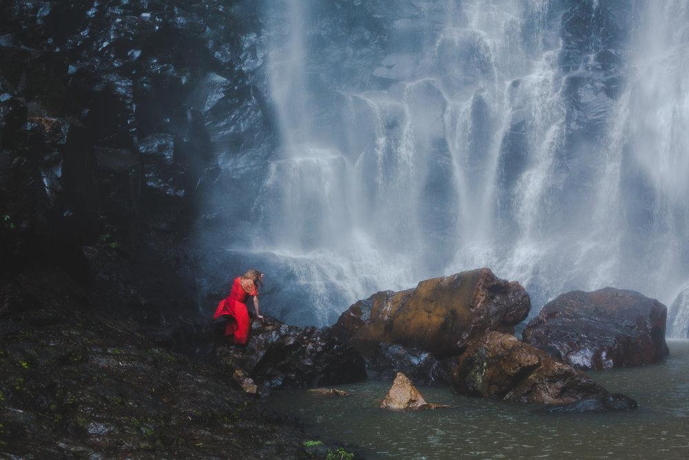 Purlingbrook Falls After the Rain