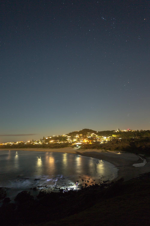 Port Macquarie After Dark
