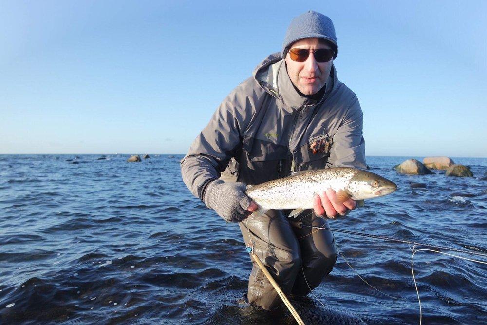 Fortsatt letande efter fiskare