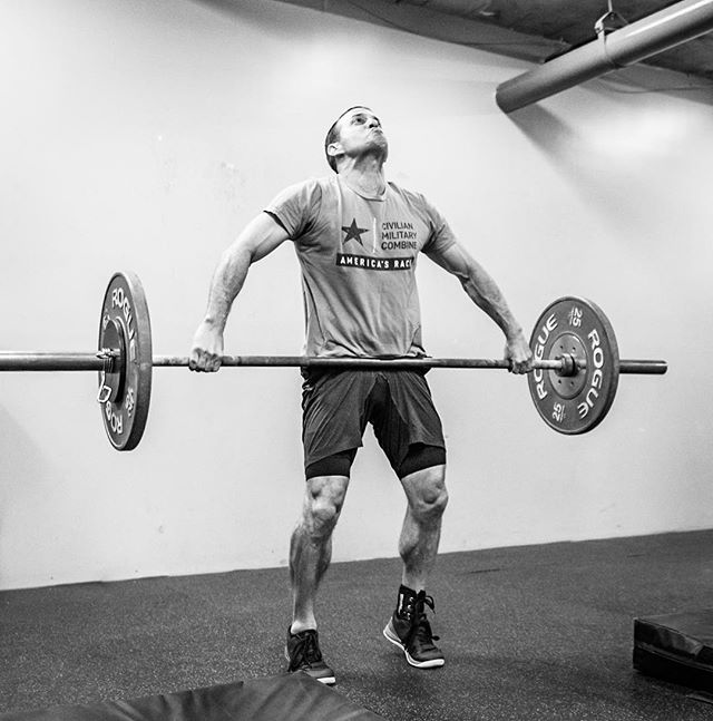 Trust the process and the rest will come -------------------------------------- -------------------------------------- 🏋️♀️ @witzyman 📦 @crossfit_nyc