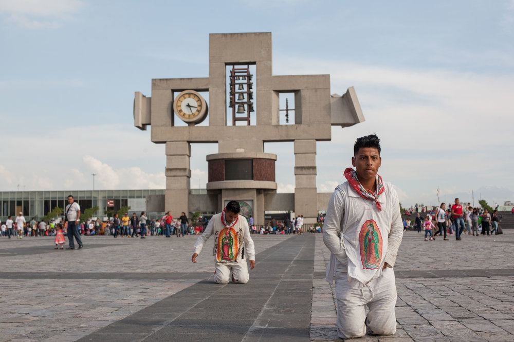 The Pilgrimage to the Basilica of Our Lady of Guadalupe, Mexico City (Photo Essay for the Second Issue of Dezine Magazine)