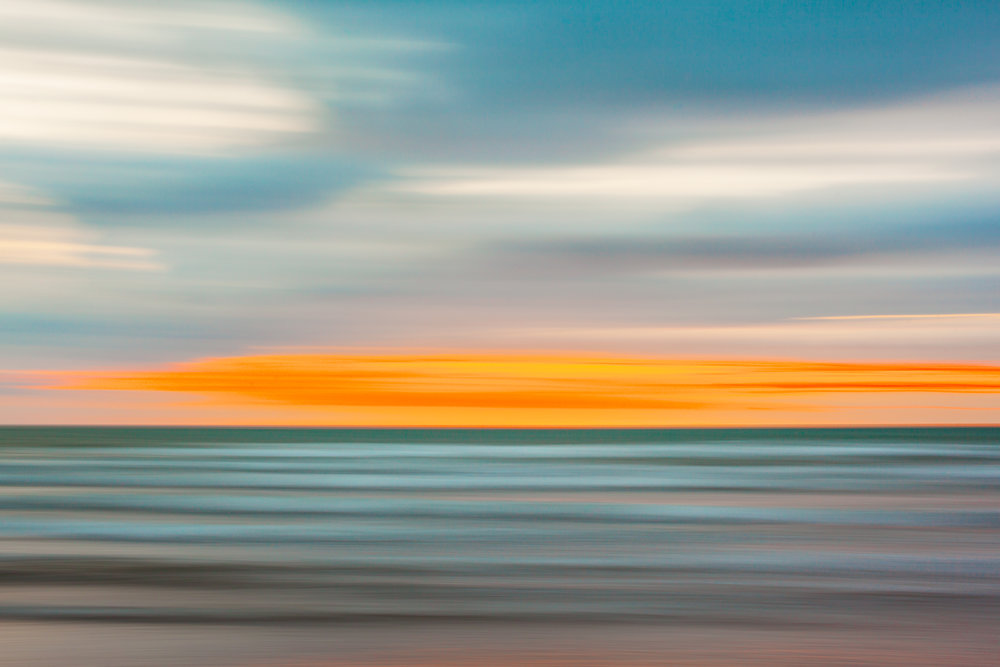 Abstract Ocean Art Photography by Geraint Rowland.