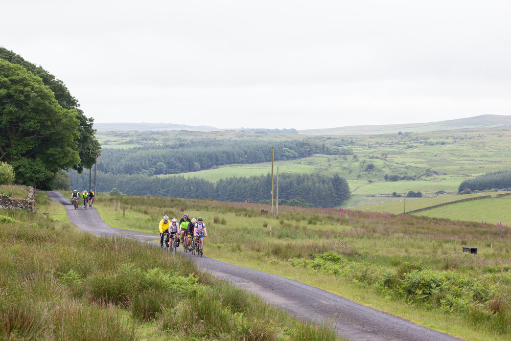 Cycling in Great Britain.