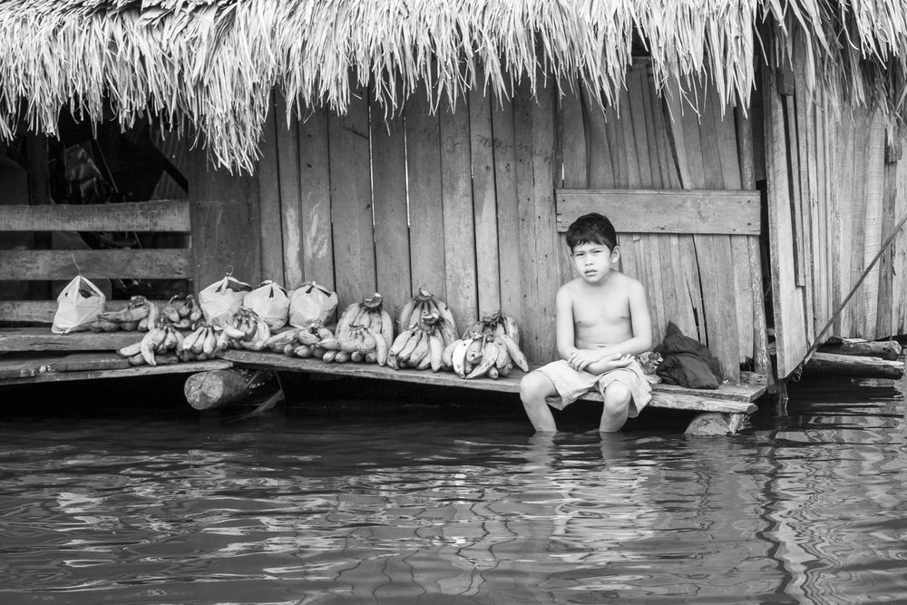 Portraits of Peru, Iquitos, by Geraint Rowland Photography.
