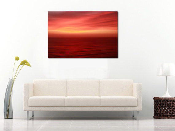 Sunset art photos for sale by Geraint Rowland.