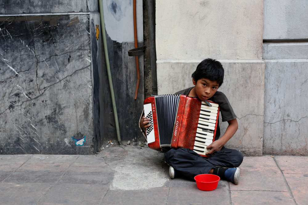 Mexican Child Portrait by Geraint Rowland on Flickr.com.