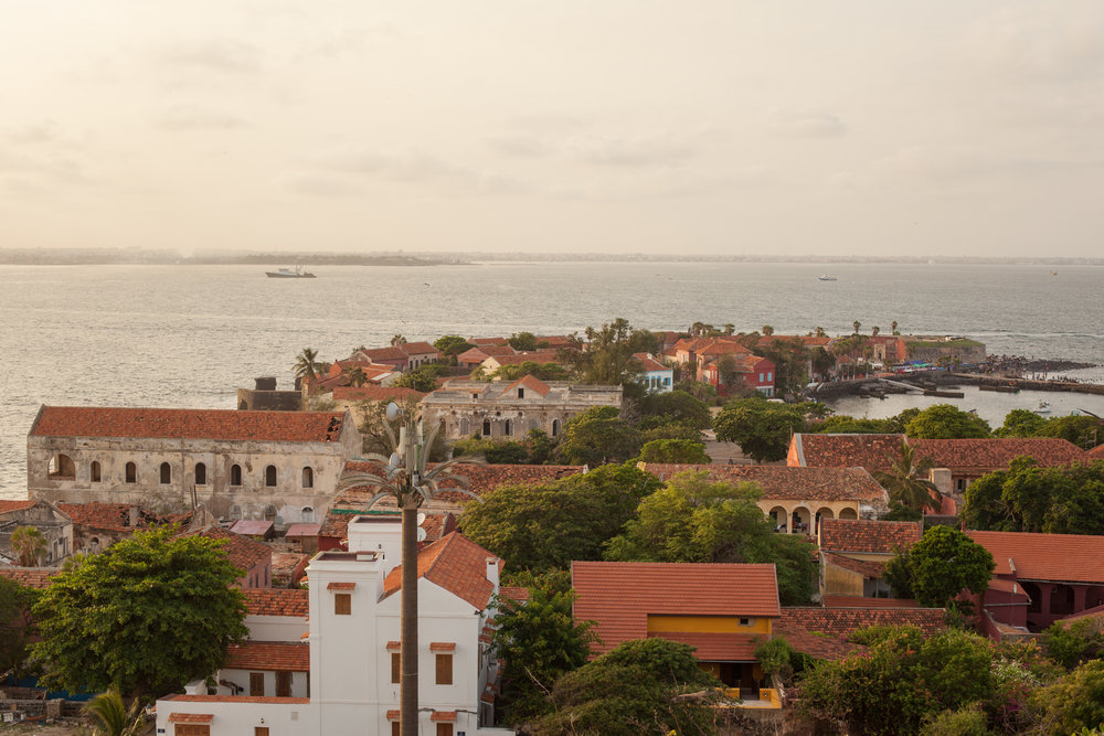 The beautiful but haunting Island of Gorée, Dakar, Senegal