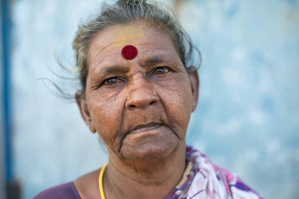 Street Portraits of India by Geraint Rowland Photography.