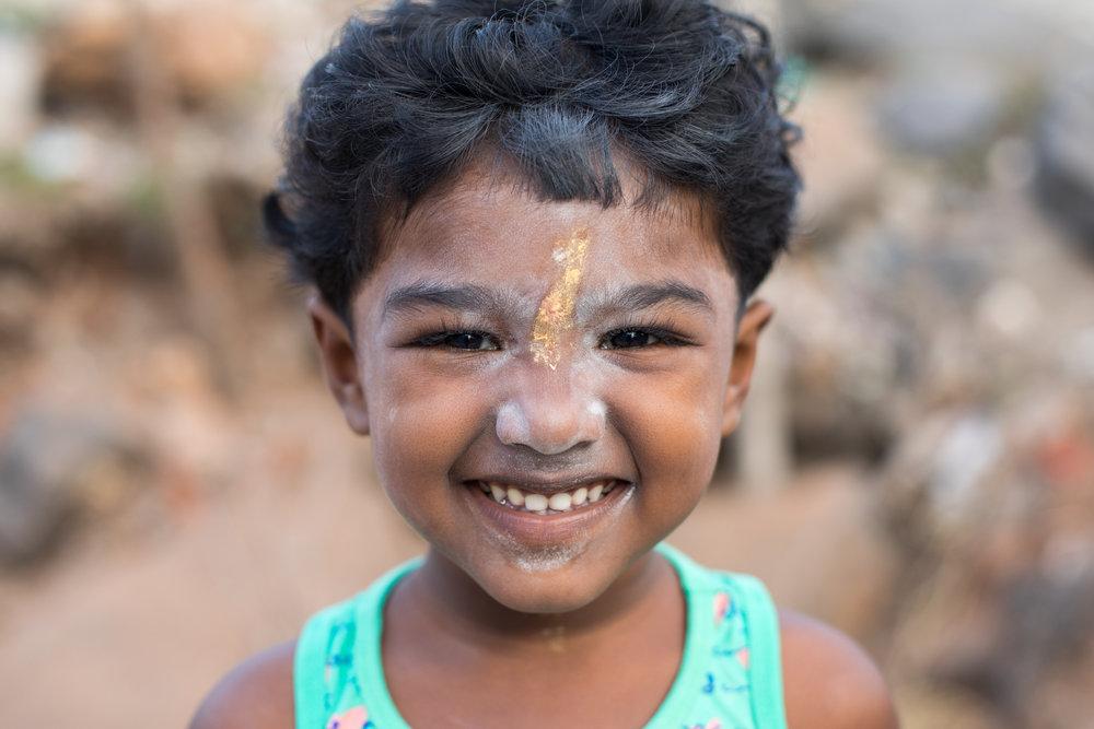 Portraits of Pondicherry.