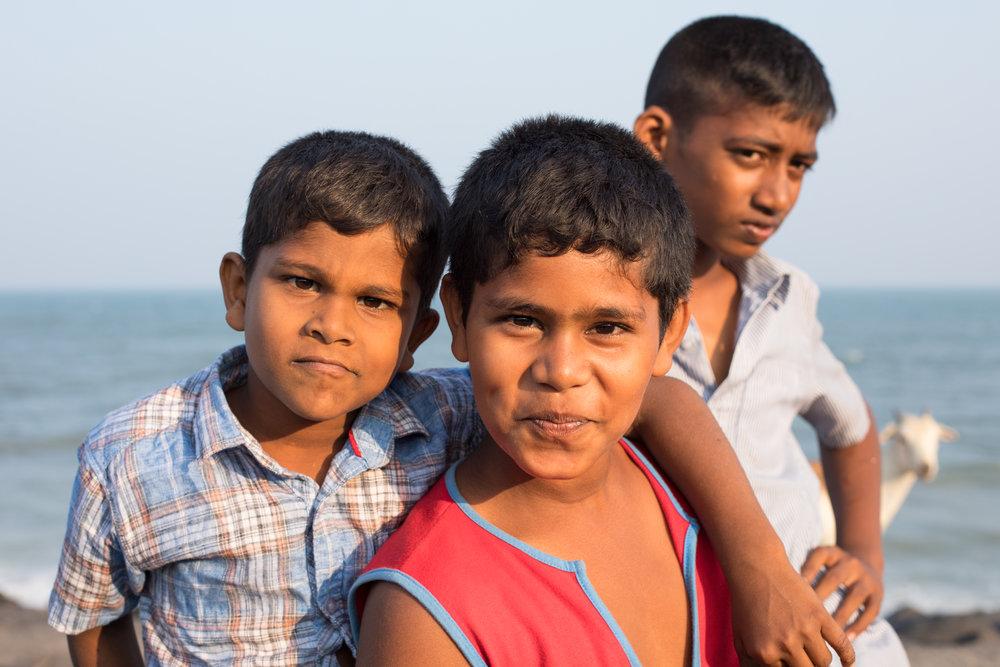 Children of India!