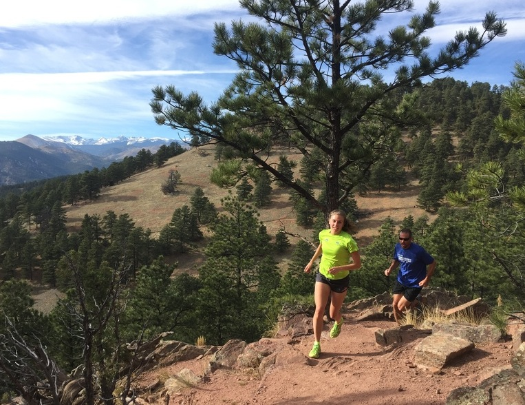 Boulder Colorado Best Seldom-Visited Hiking Trails - Trail Running on the Lions Lair trail
