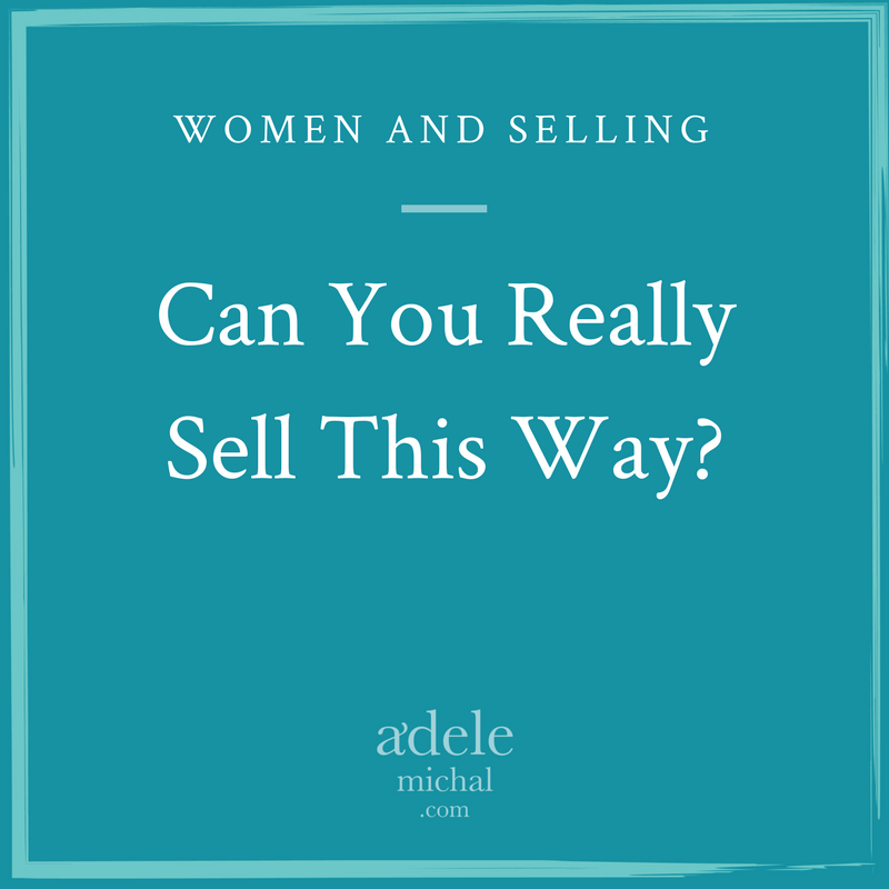 Can You Really Selling This Way?