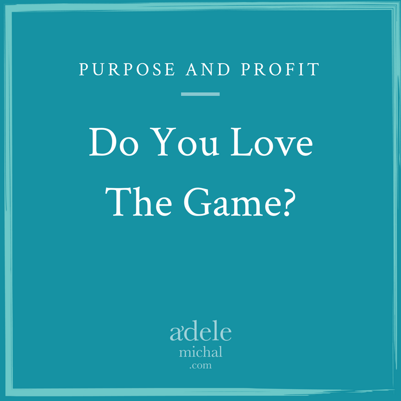 Do You Love The Game?