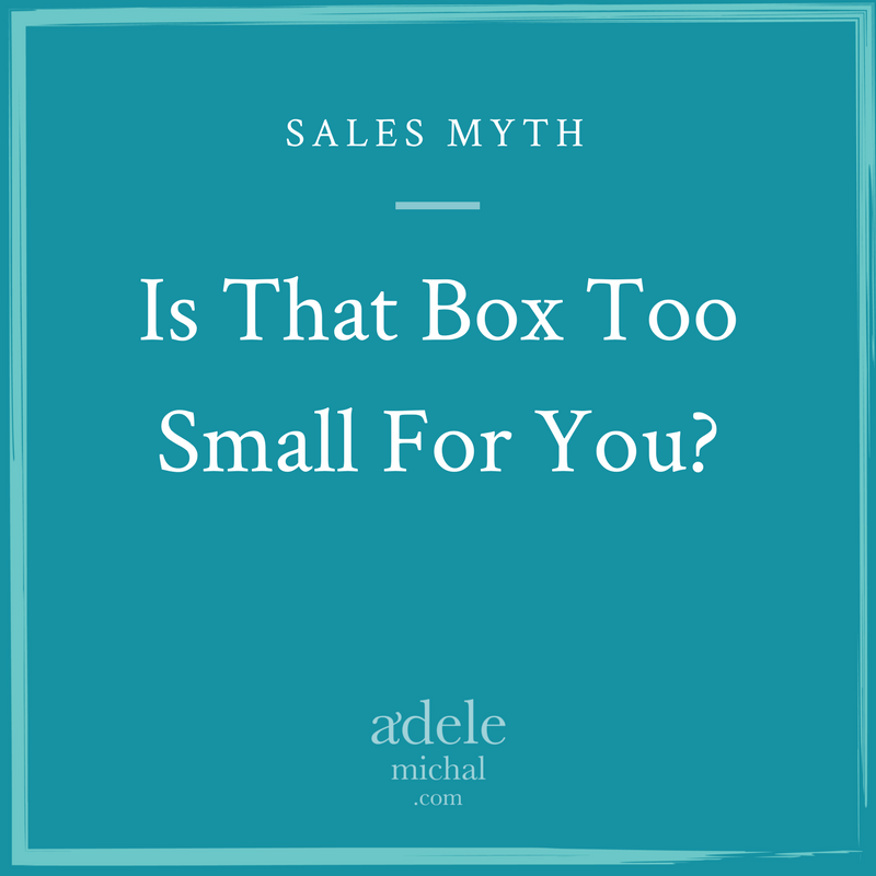 Is That Box Too Small For You?