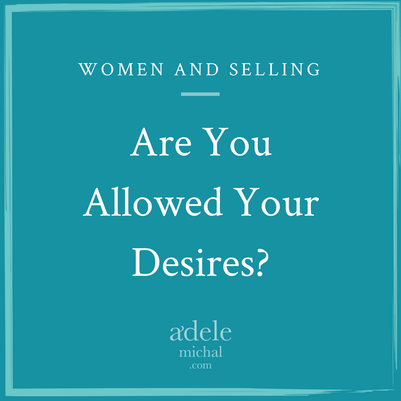 Are You Allowed Your Desires?