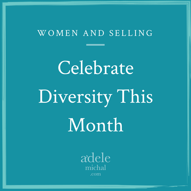 Celebrate Diversity This Month