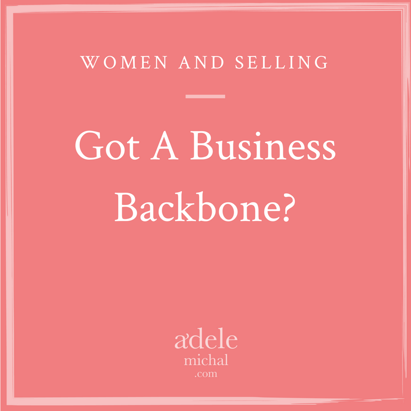 Got A Business Backbone?