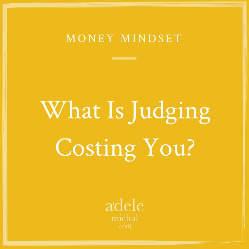 What Is Judging Costing You?